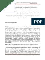 HISSA , Cássio Eduardo Viana. Transdisciplinaridade, Breves Notas Acerca de Limites e Fronteiras Da Ciência Moderna
