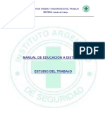 Manual Estudio Del Trabajo