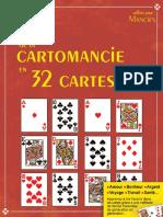 Cartomancie - L Art En 32 Cartes.pdf