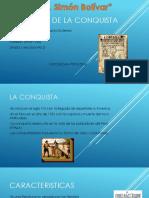 Literatura de La Conquista- Comunicacion- Alex
