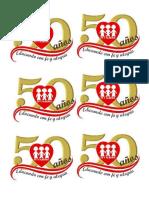Cincuenta Años Fe Yalegria Peru