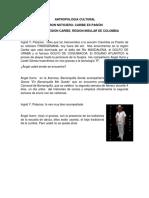 Guia Noticiero - Antropologia Cultural
