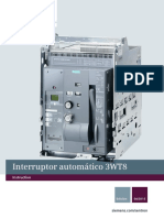 Manual de Interruptor SIEMENS 3WT8