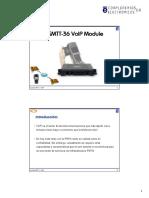 Presentacion MTT + VoIP