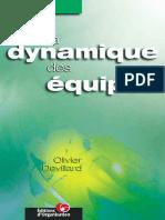 La Dynamique Des Equipes - Olivier Devillard