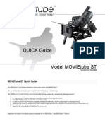 Movietube St Quick Guide