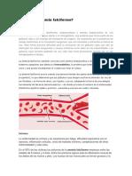 Qué Es La Anemia Falciforme