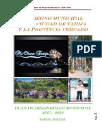 PDM_2015_2019 tarija