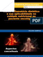 INCA 2014 Índice Inflamatório Dietético Helena Sampaio