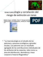 Macroecología Low Pfeng