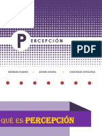 01- Presentación Percepción