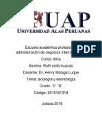 Escuela Académica Profesional