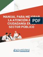 1. Manual Para La Atención Ciudadana