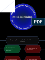 Quien quiere ser millonario