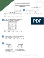 Preparación Pre Universitario Matemática