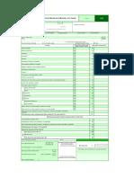 (Excel) Formulario retención en la fuente 350 - 2017-1