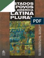 Livro Estados e Povos Na América Latina Plural