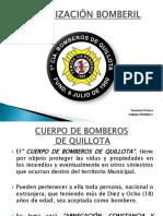 Organización Bomberil