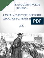 Las Falacias y El Derecho