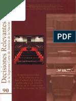 Constitucionalidad de Reformas Ley Federal Del Trabajo, SCJN
