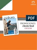 Promociones Natura Ciclo 10 2017
