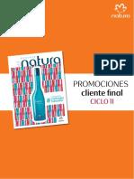 Promociones Natura Ciclo 11 2017