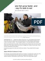gmo salmon article lesson 3