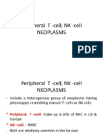 Peripheral T-cell; NK-cell Neo