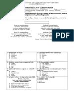 Prueba unidad N 1 Lenguaje y comunicación 2015 tercero básico.doc
