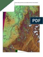 Mapa de Región Frontera