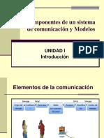 Componentes Sistema Comunicaciones