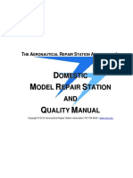 Rrepai Station and Quality manual