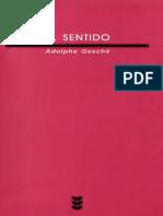 Gesche Adolphe - El Sentido.pdf