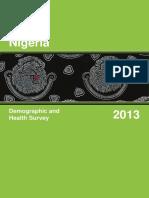 FR293_Nigeria DHS 2013