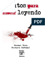Sosa Gusmar Y Sabogal Richard - Cuentos Para Morir Leyendo.epub