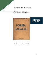 Vinicius de Morais - Forma e Exegese.pdf