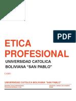 Caratula Caso Final Etica Profesional