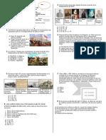 Prueba Diagnóstico Historia