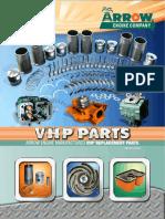 VHP Parts Book