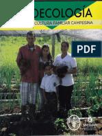 Manual de Agroecología. FAO e INCODER