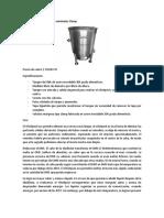 Tanque Whirlpool e Intercabiadores de calor de Placas.docx