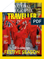 National Geographic Traveller India May 2017