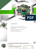 Perfil de Proyecto de Inversión Pública
