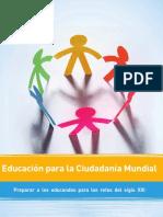 Educación Para La Ciudadanía Mundial