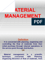 MATERIALS MANAGEMENT PPT.ppt