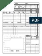 Autoduel - Accessory - Construction Sheet - Bus