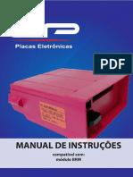 Manual de instruções modulo brm