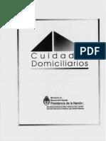 Cuidado Domiciliarios