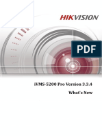 What's New in IVMS-5200 Professional V3.3.4