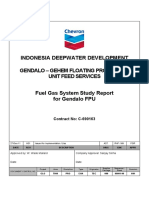 GLO-T800-PRO-EVA-TEC-000-00001-00 H01 (GLO Fuel Gas System Study Report for Gendalo FPU)